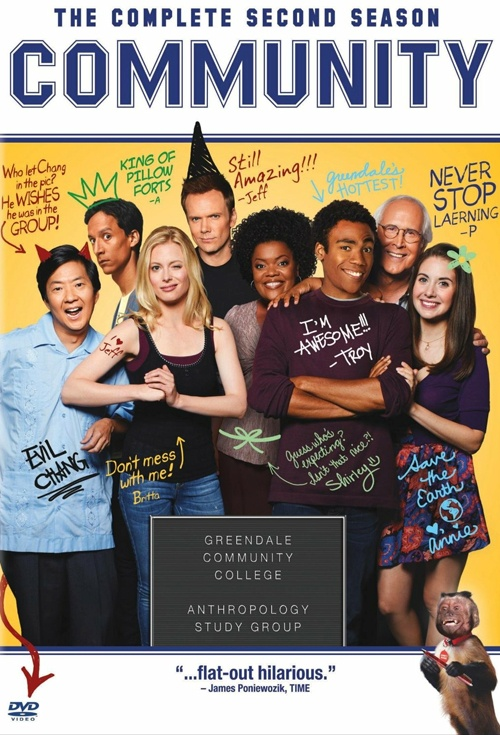 Watch Movie Community - Season 1