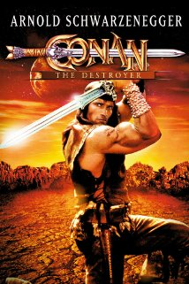Watch Movie Conan the Destroyer