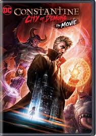 Watch Movie Constantine: City of Demons: The Movie