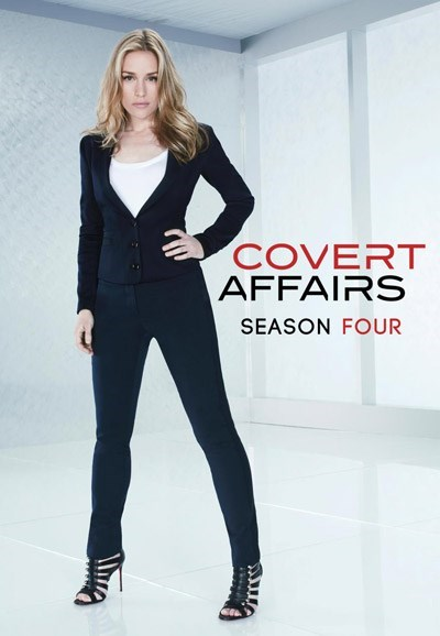 Watch Movie Covert Affairs - Season 4
