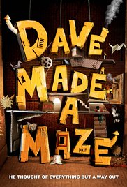 Watch Movie Dave Made a Maze