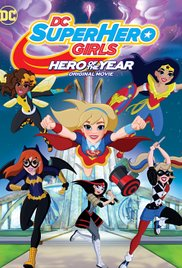 Watch Movie DC Super Hero Girls: Hero of the Year