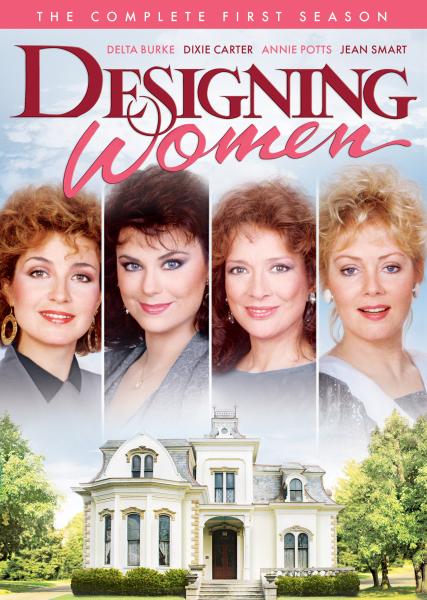 Watch Movie Designing Women - Season 4