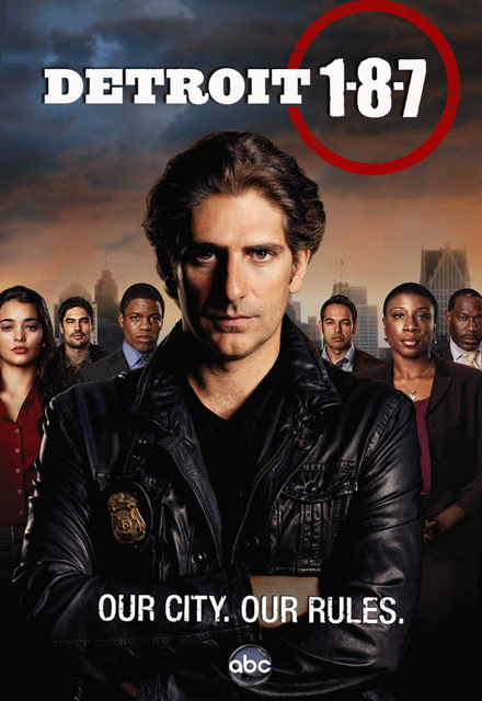 Watch Movie Detroit 1-8-7 - Season 1