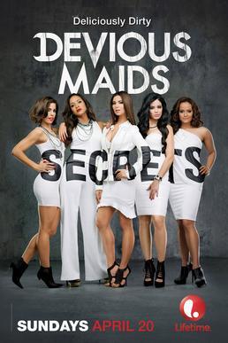 Watch Movie Devious Maids - Season 2