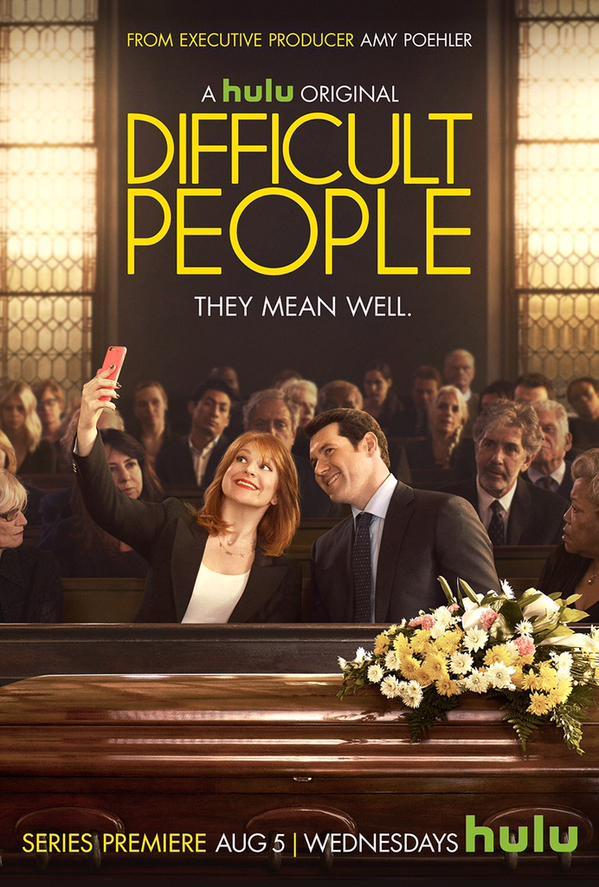 Watch Movie Difficult People - Season 1