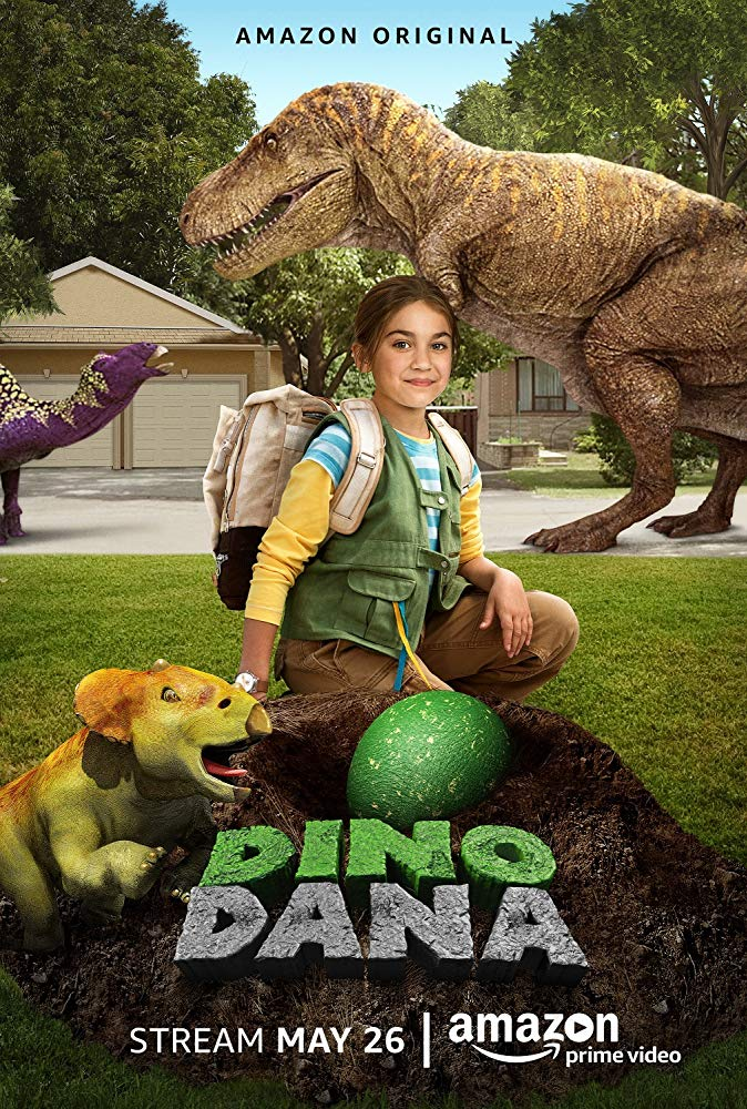 Watch Movie Dino Dana - Season 1