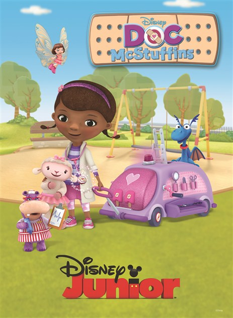 Watch Movie Doc McStuffins - Season 4