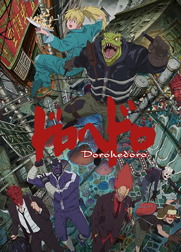 Watch Movie Dorohedoro - Season 1