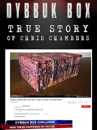 Watch Movie Dybbuk Box: The Story of Chris Chambers