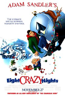 Watch Movie Eight Crazy Nights
