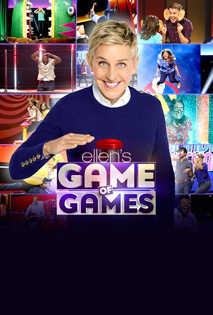 Watch Movie Ellen's Game Of Games - Season 2