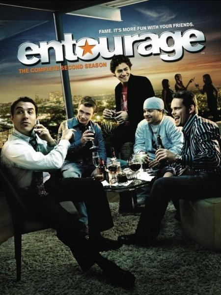 Watch Movie Entourage - Season 2