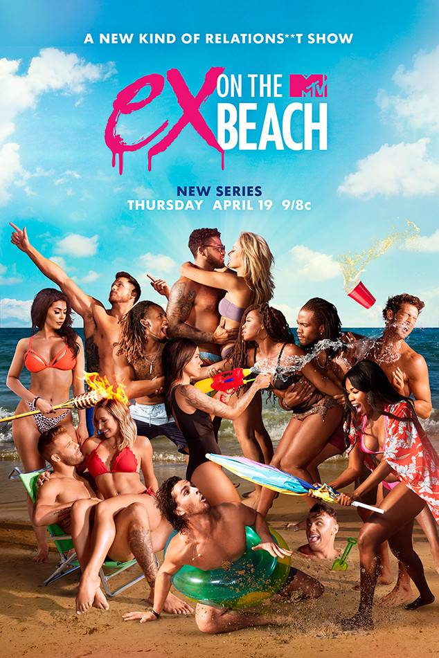 Watch Movie Ex on the Beach (US) - Season 3