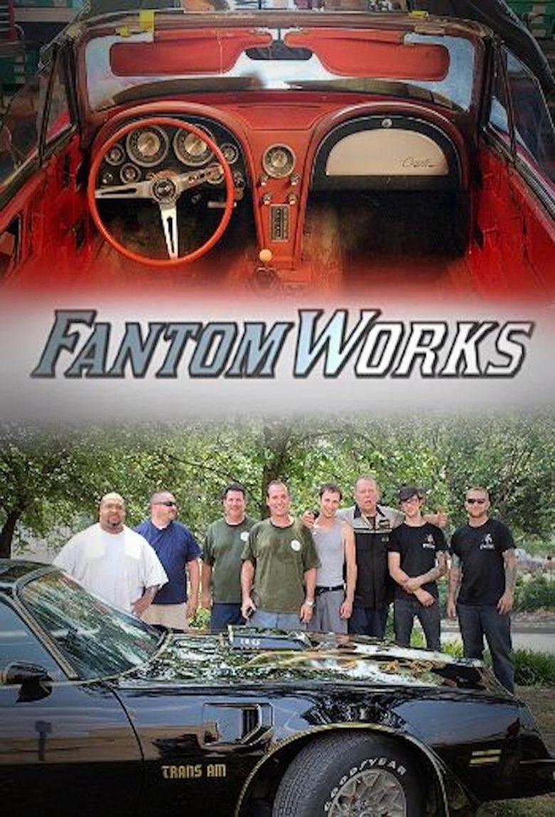 Watch Movie FantomWorks - Season 9