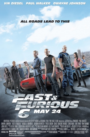 Watch Movie Fast & Furious 6