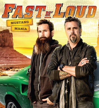 Watch Movie Fast N' Loud - Season 14