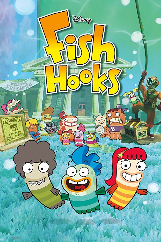 Watch Movie Fish Hooks - Season 2