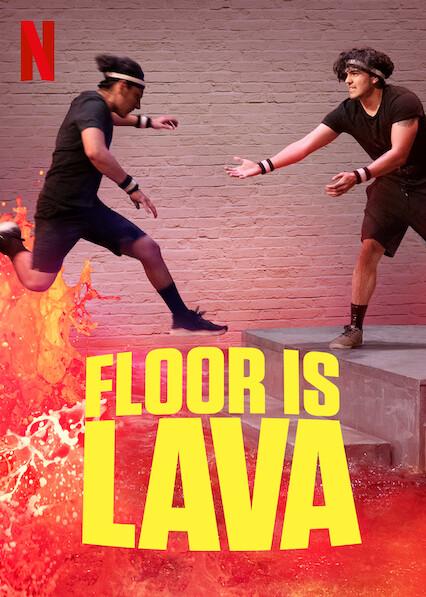 Watch Movie Floor Is Lava - Season 1