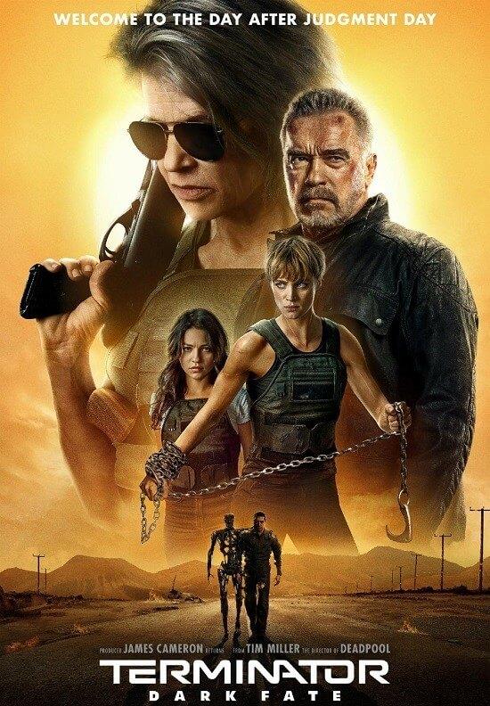 Watch Movie Terminator Dark Fate