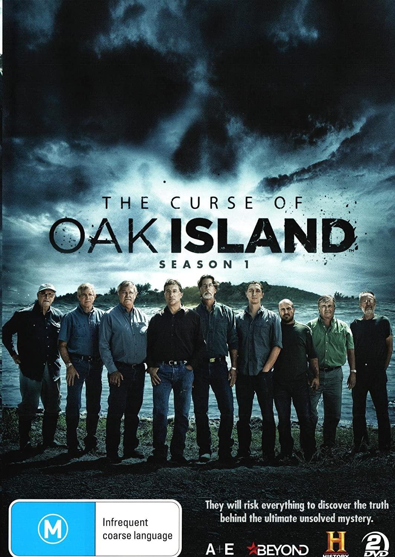 Watch Movie The Curse of Oak Island - Season 1