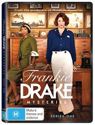 Watch Movie Frankie Drake Mysteries - Season 2