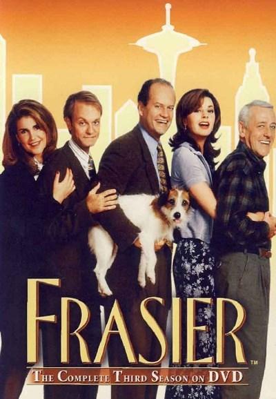 Watch Movie Frasier - Season 3