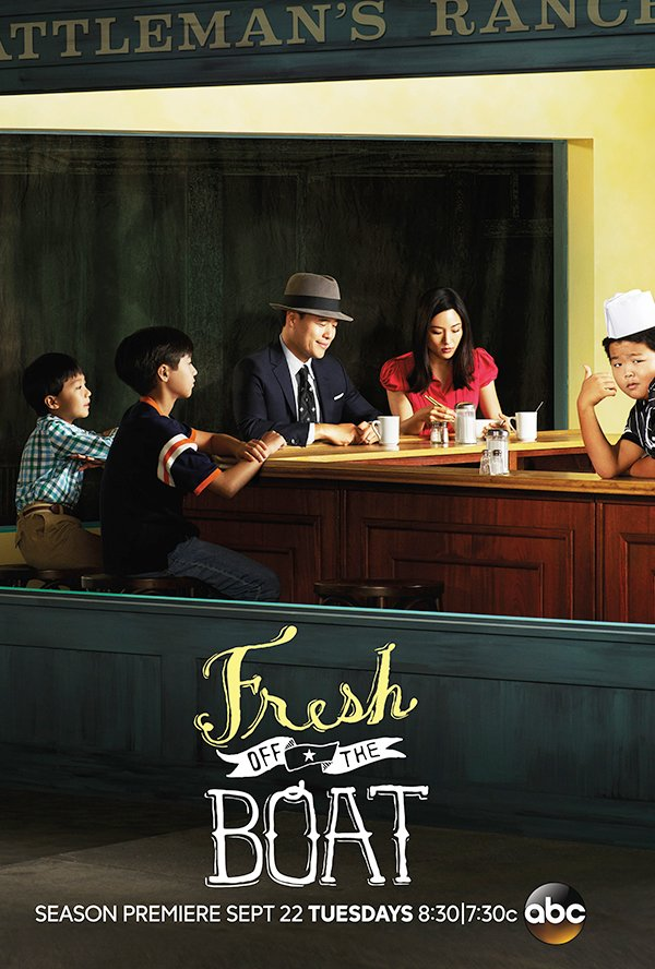 Watch Movie Fresh Off the Boat - Season 2