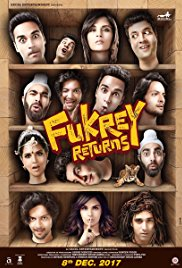 Watch Movie Fukrey Returns
