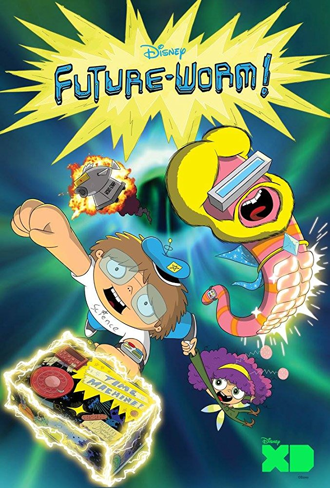 Watch Movie Future Worm! - Season 2