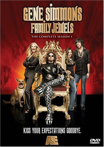 Watch Movie Gene Simmons: Family Jewels - Season 4