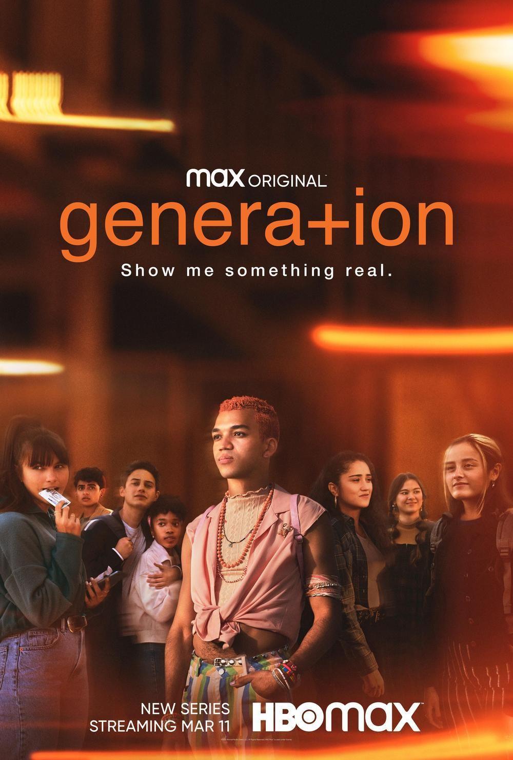 Watch Movie Generation - Season 1