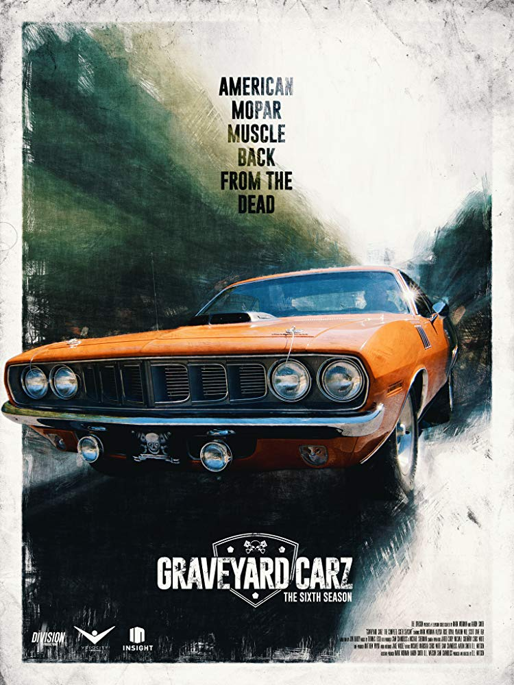 Watch Movie Graveyard Carz - Season 3