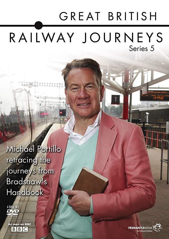 Watch Movie Great British Railway Journeys - Season 7
