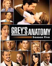 Watch Movie Grey's Anatomy - Season 5
