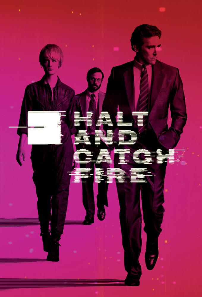 Watch Movie Halt And Catch Fire - Season 4