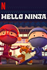 Watch Movie Hello Ninja - Season 2