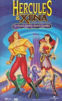 Watch Movie Hercules and Xena - The Battle for Mount Olympus
