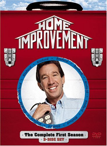 Watch Movie Home Improvement - Season 1