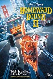 Watch Movie Homeward Bound 2: Lost in San Francisco