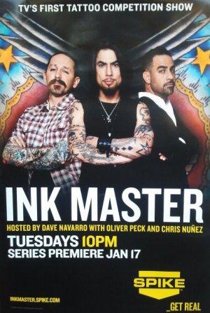 Watch Movie Ink Master - Season 2