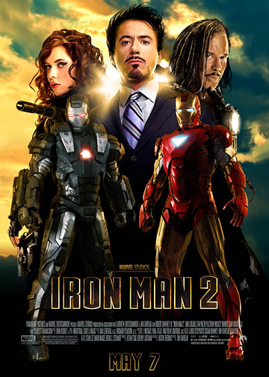 Watch Movie Iron Man 2