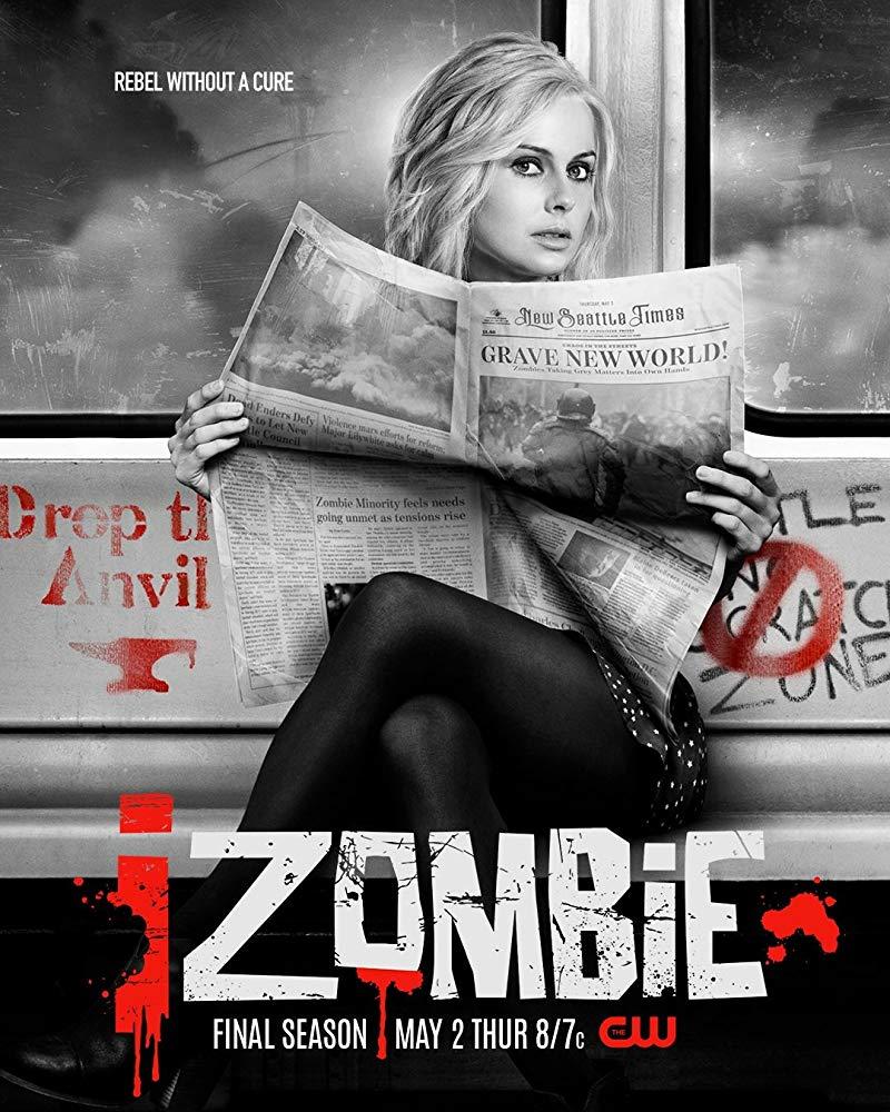 Watch Movie iZombie - Season 5