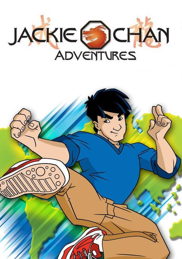 Watch Movie Jackie Chan Adventures - Season 5