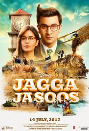 Watch Movie Jagga Jasoos(Hindi)