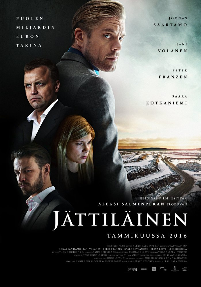 Watch Movie Jattilainen