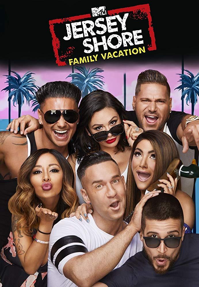 Watch Movie  Jersey Shore Family Vacation - Season 3