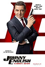 Watch Movie Johnny English Strikes Again