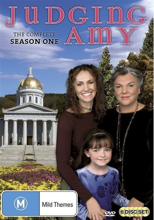 Watch Movie Judging Amy - Season 4