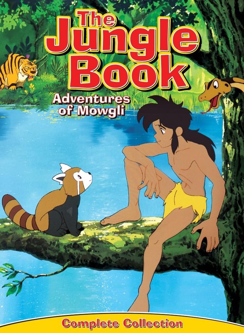 Watch Movie Jungle Book Shounen Mowgli